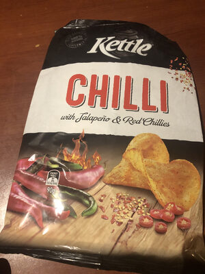 Kettle chilli - Produit - en