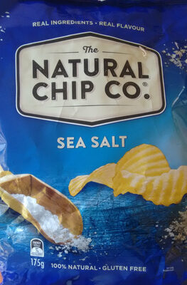 The natural chip co. - Product