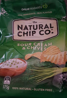 chips sour cream & chives - Product - en