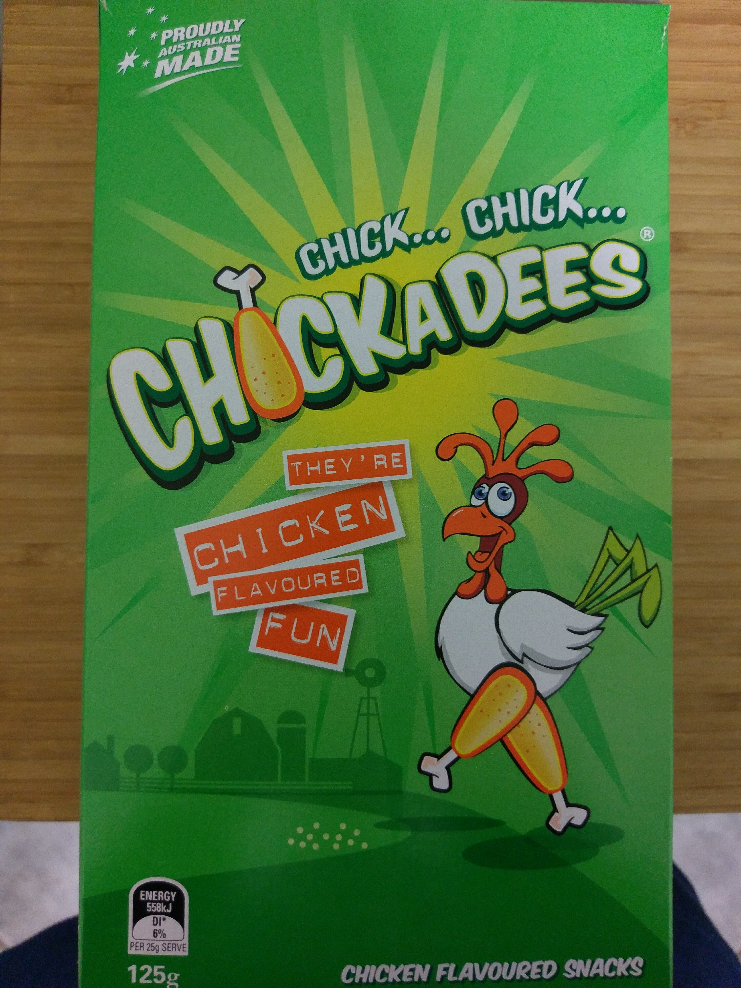 Chick Chick Chickadees - Product - en
