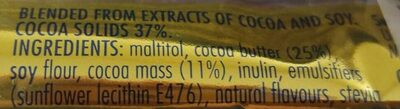 Sweet William Original - Ingredients