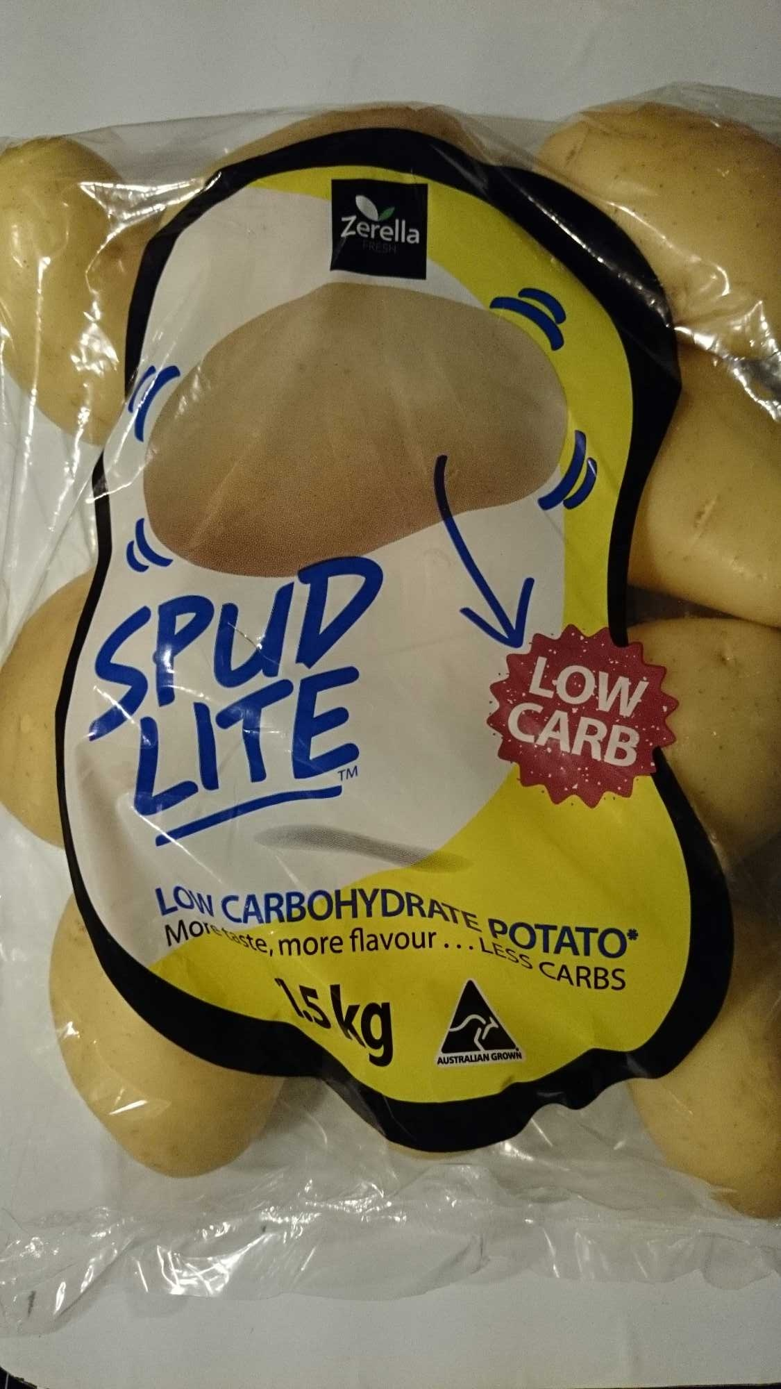Spud Lite Low Carbohydrate Potato Zerella Fresh 1 5kg