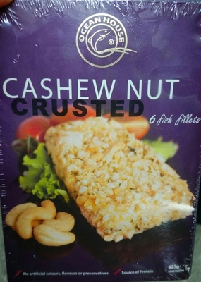 Cashew Nut Crusted Fish Fillets 6 Pack - Product - en