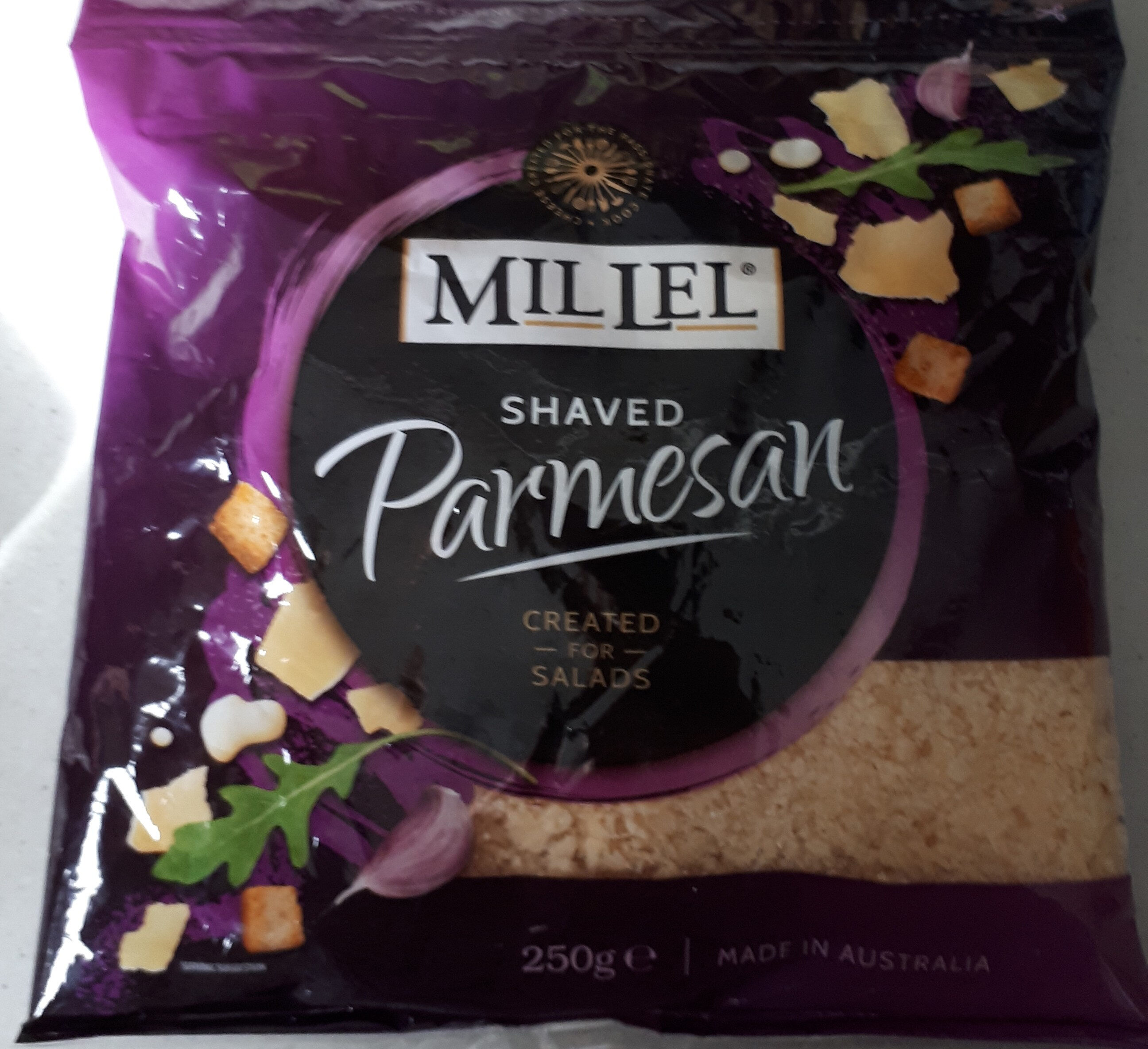 Shaved Parmesan - Product - en