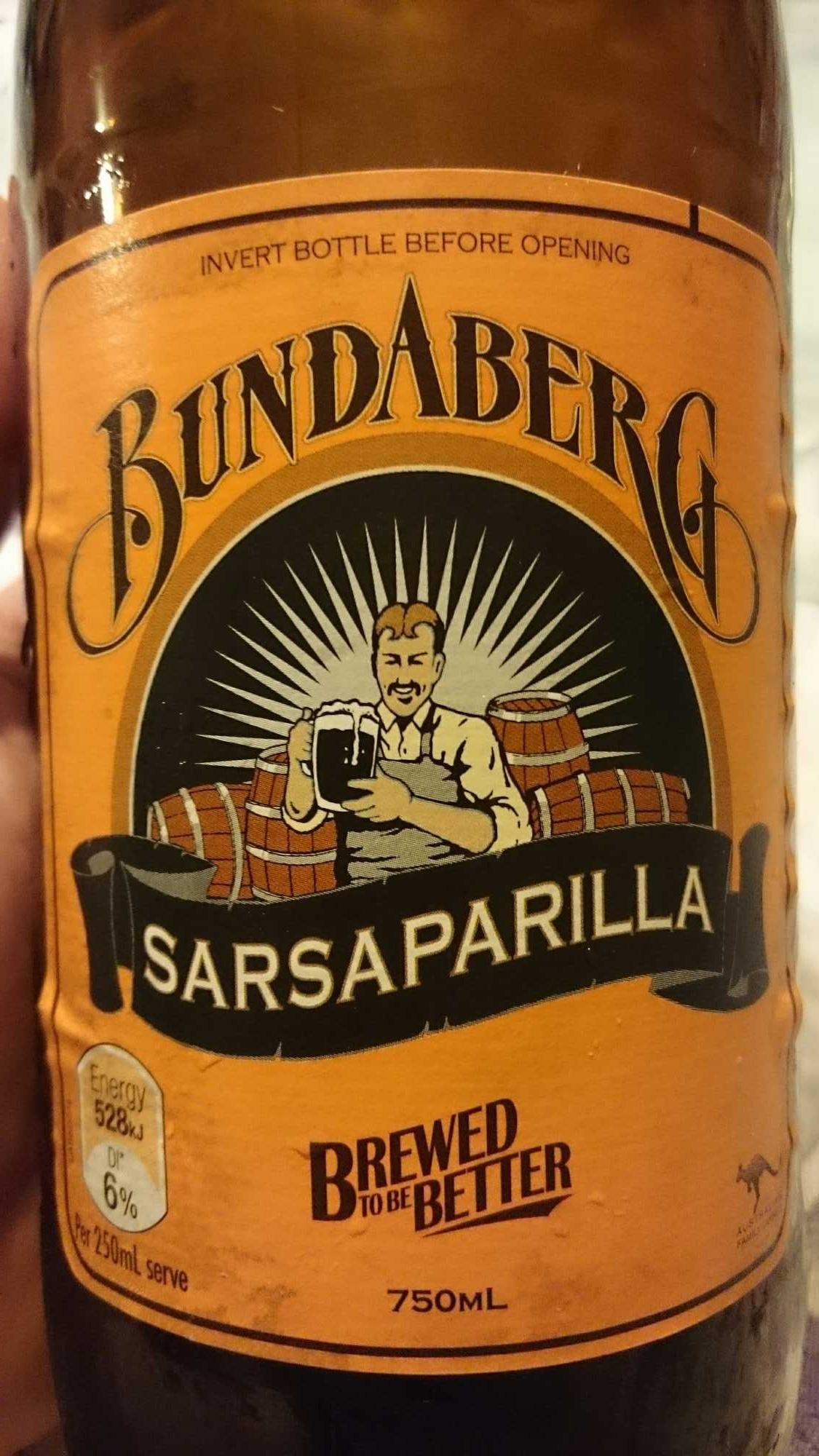 sarsaparilla - Product - en
