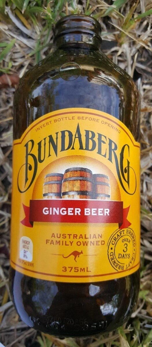 Ginger Beer - Product - en