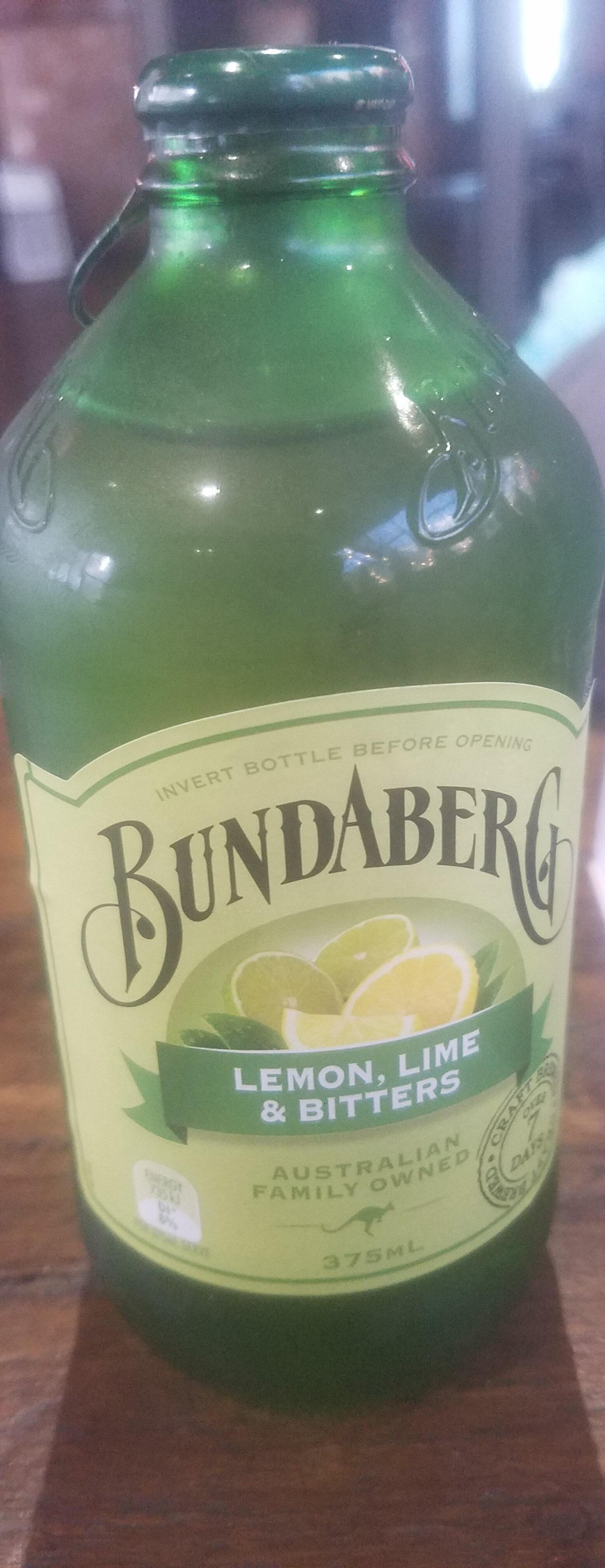 Lemon Lime and Bitters - Product - en
