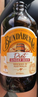 Bundaberg Diet Ginger Beer - 6