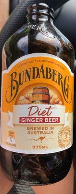Bundaberg Diet Ginger Beer - Product
