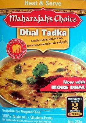 Dhal Tadka - Product