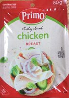 Chicken breast - Produit - en