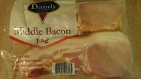 Midddle Bacon - Product