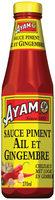 Sauce piment ail et gingembre Ayam™ - Product - fr