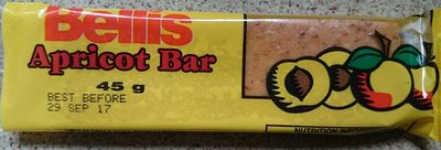 Bellis Apricot Bar - Product