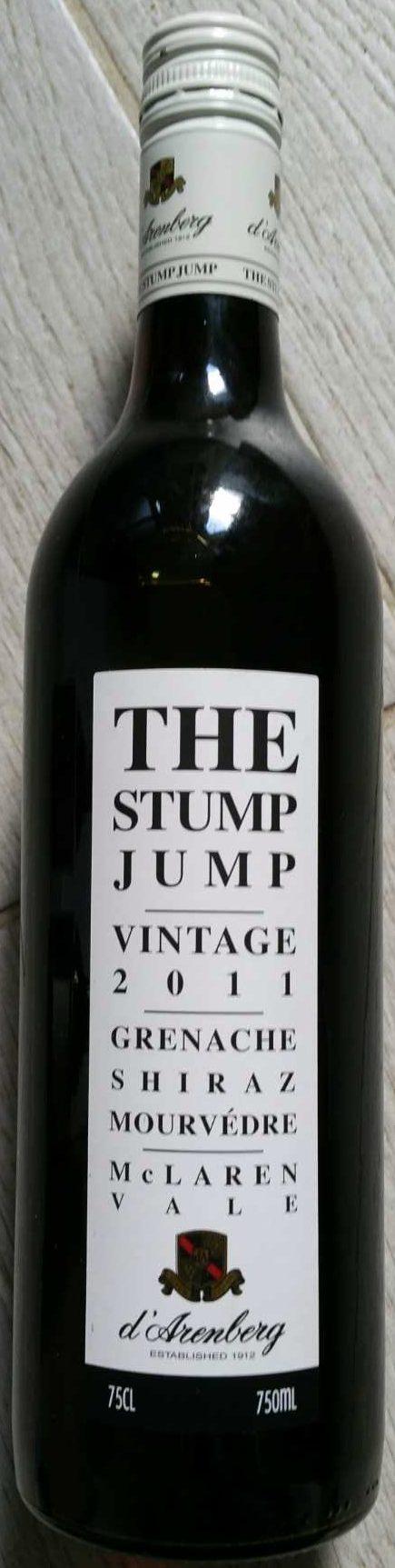 The Stump Jump Vintage 2011 McLaren Vale - Product - fr