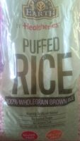 Puffed Rice - Product - en