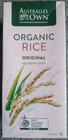 Organic Rice Milk - Product - en