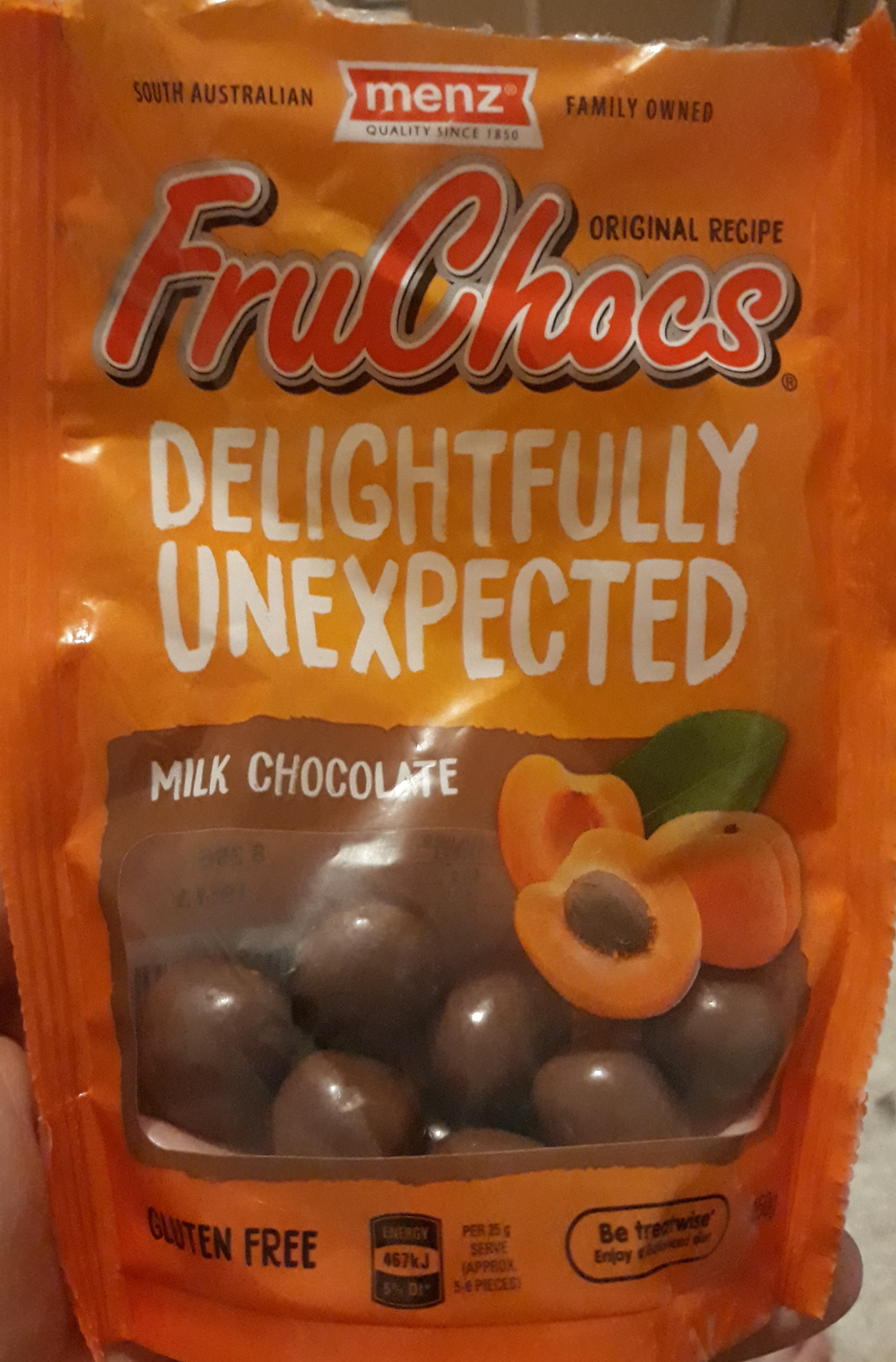 Fruchocs - Product
