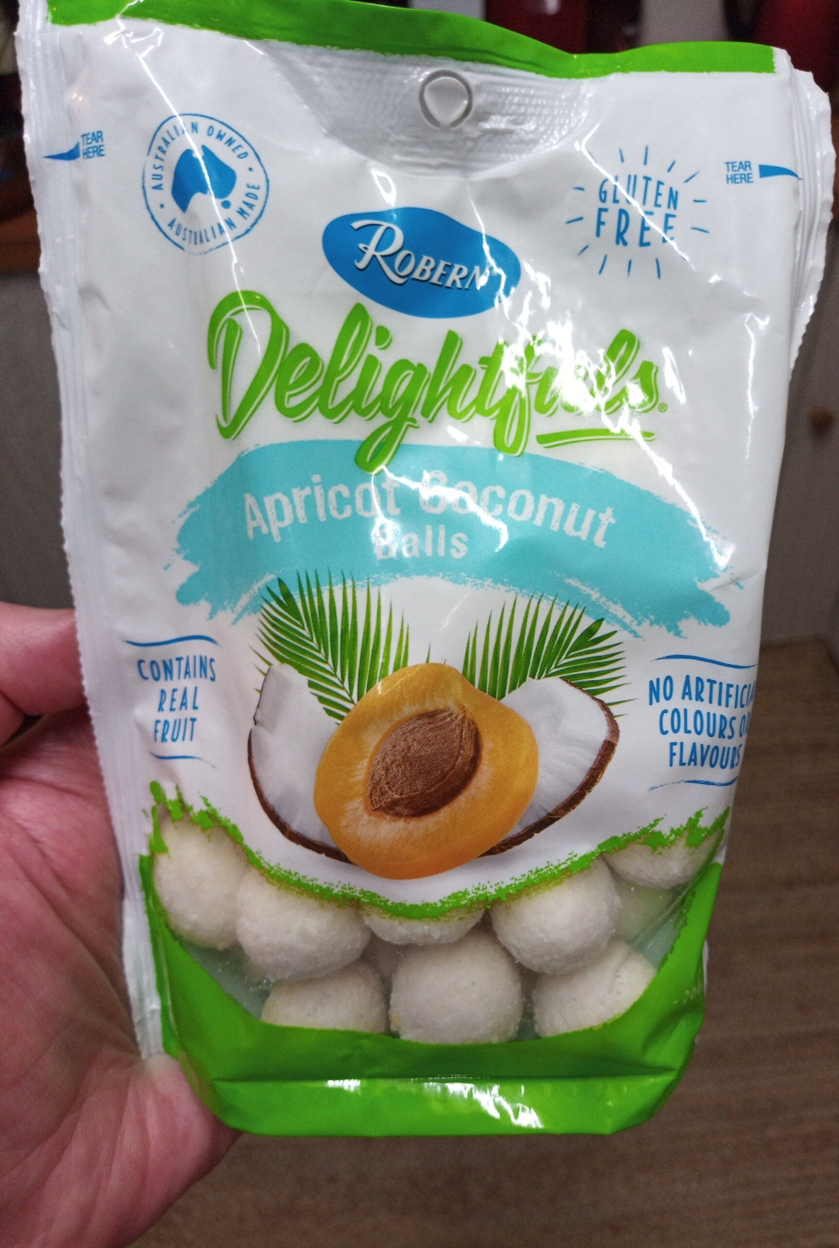 Robern Delightfuls - Ingredients - en