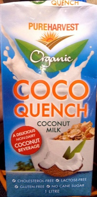 Coco Quench Coconut Milk - Product - en