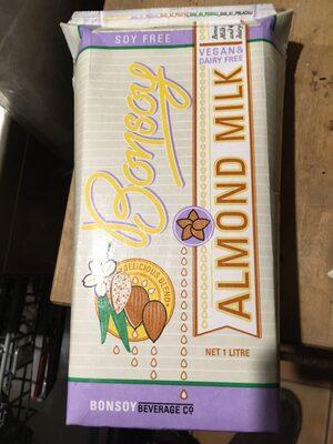 Bonsoy Almond Milk - Product - en