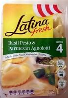 Basil Pesto & Parmesan Agnolotti - Product - en