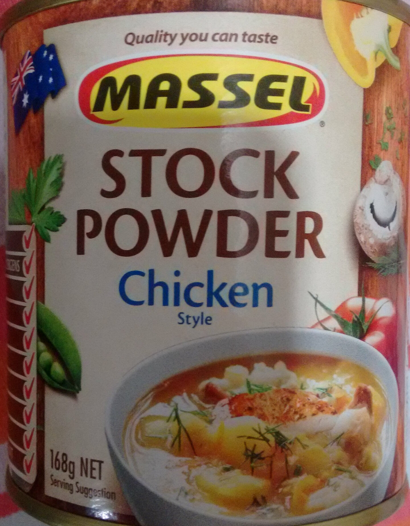 Stock Powder Chicken Style - Produit - en