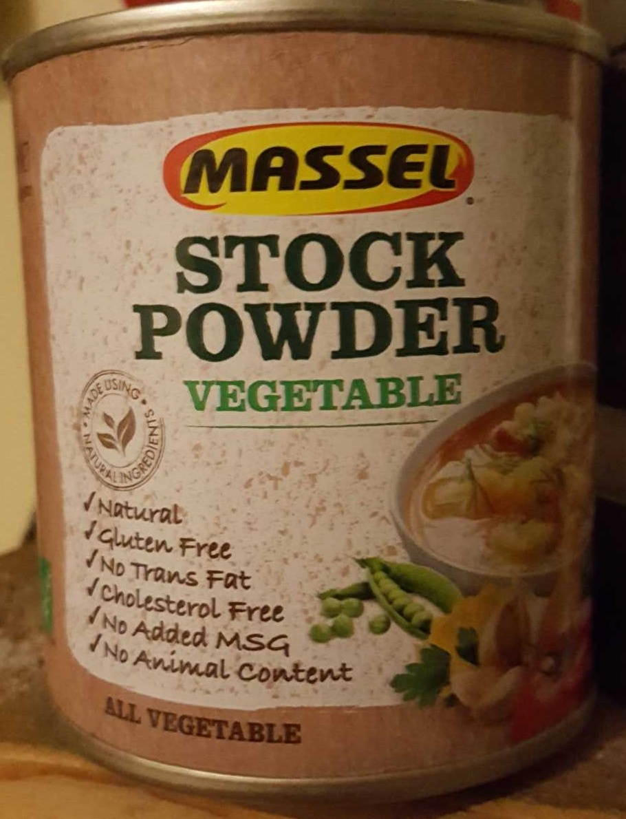 Massel Stock Power Vegetable - Product