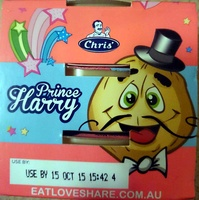 Prince Harry Hommus - Product