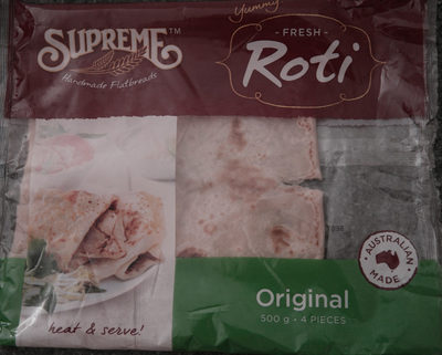 Fresh Roti Original - Product - en