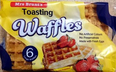Toasting Waffles - Product