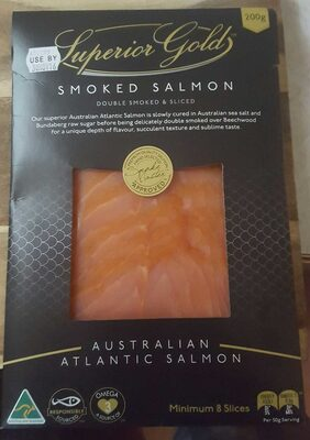 Smoked Salmon - Produit
