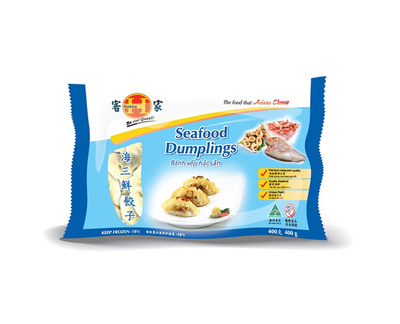 Seafood Dumplings - Product - en