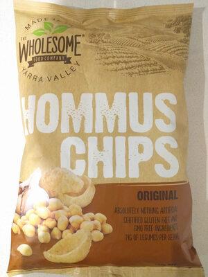 Hommus Chips - Product - en