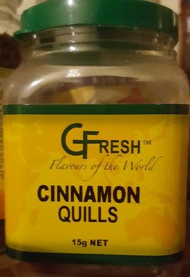 Cinnamon quills - Product