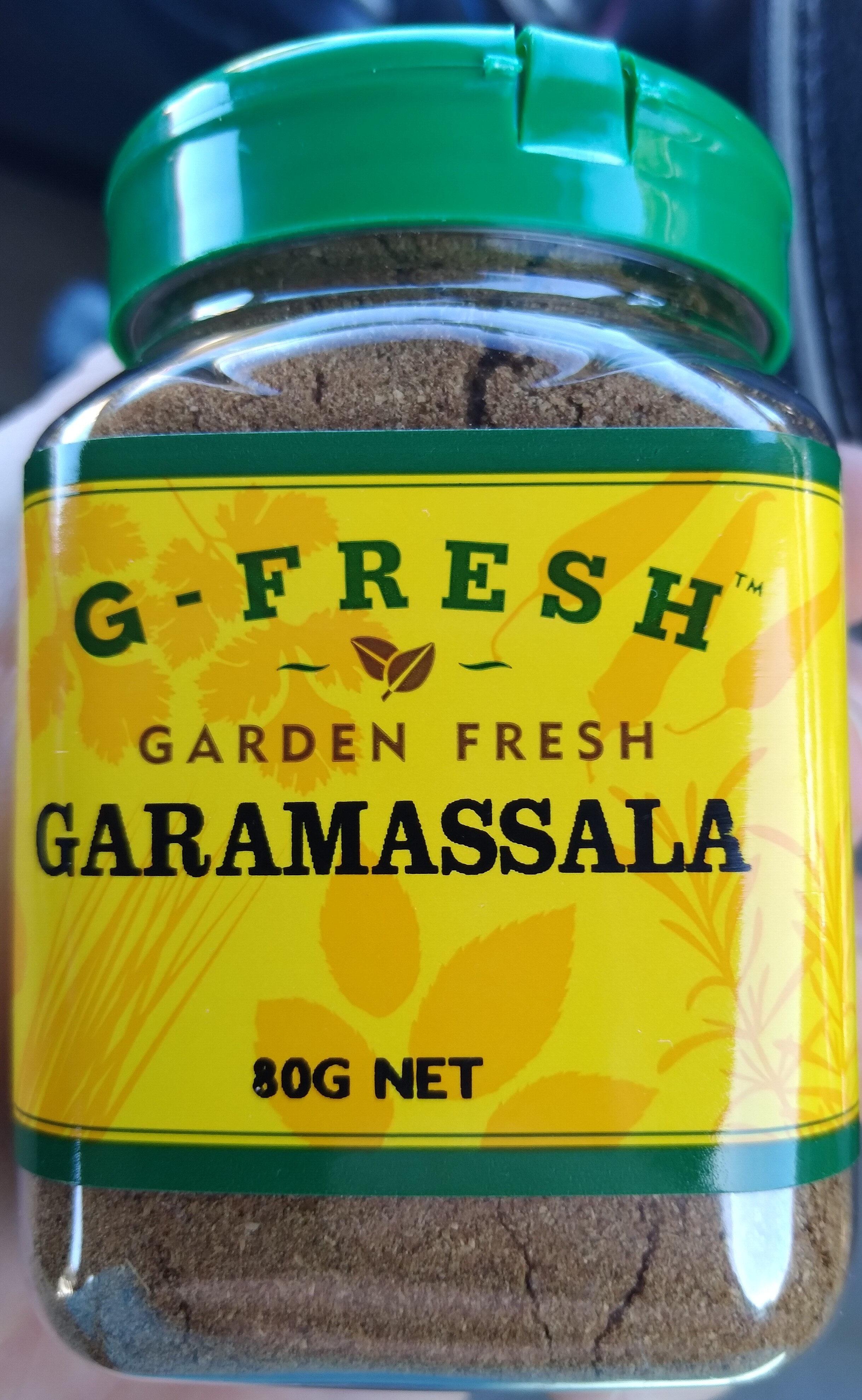 Garamassala - Product - en