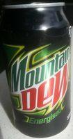 Mountain Dew Energised - Product - en