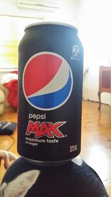 Pepsi Max - Product - en