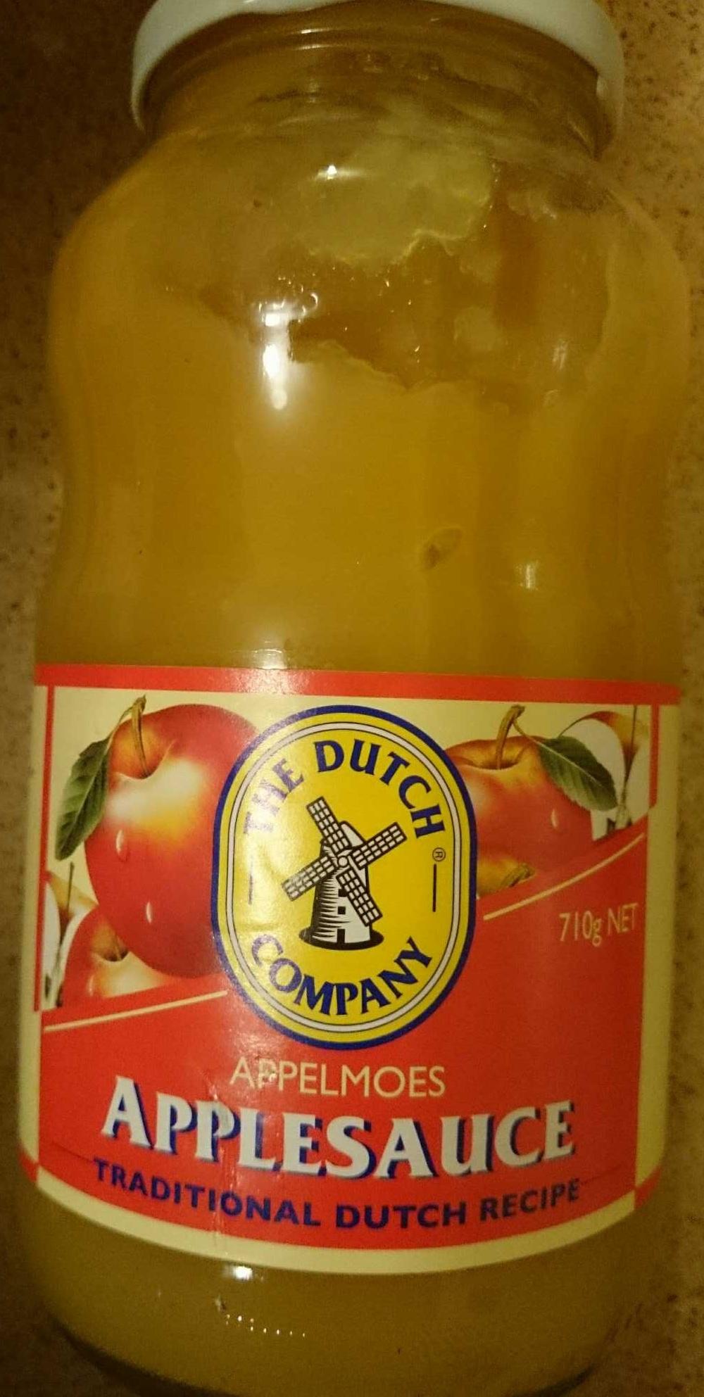 Appelmoes Applesauce Traditional Dutch Recipe - Product - en