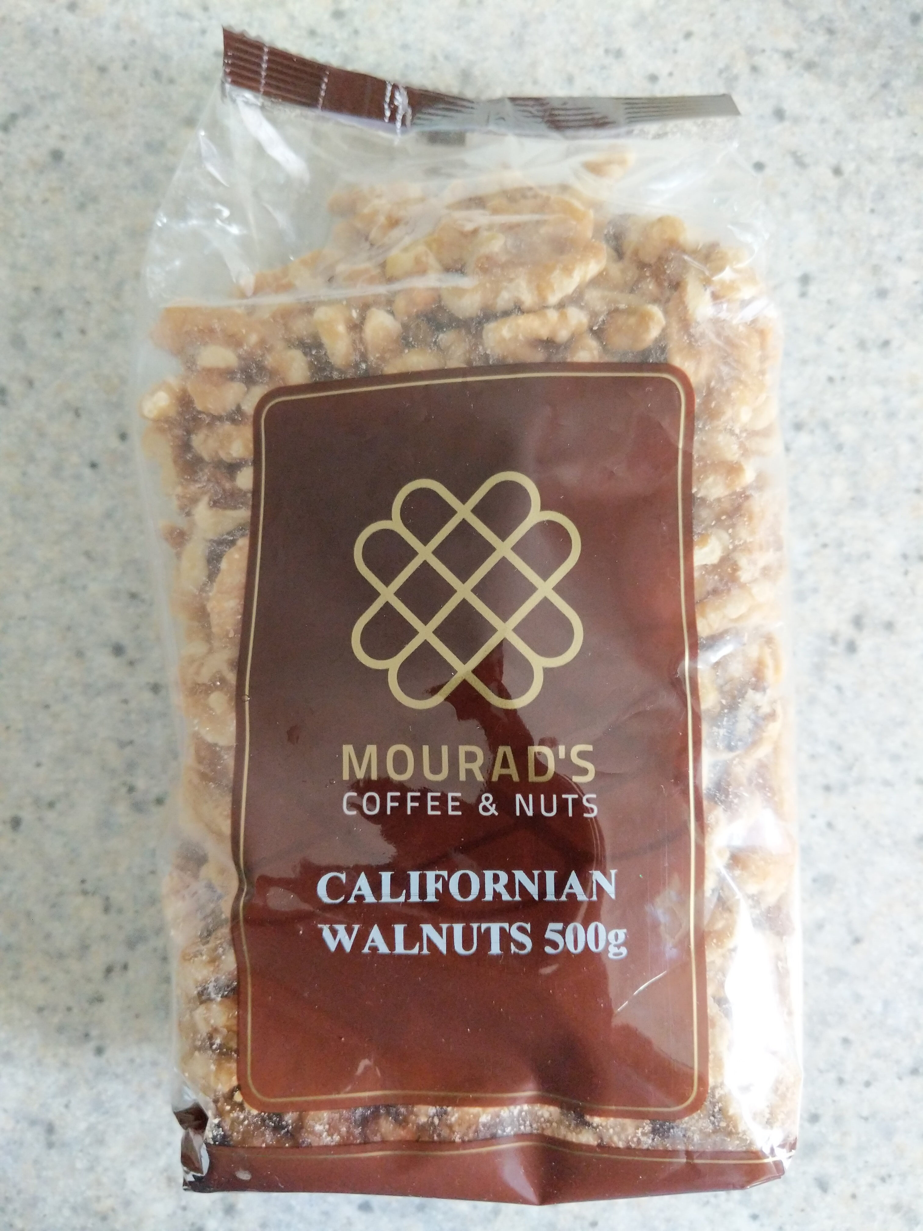 Californian Walnuts - Produit - en