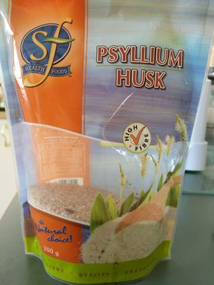 SF Health Foods Psyllium Husk - Product
