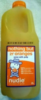 Nothing but 21 oranges - Product - en