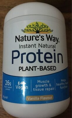 Instant Natural Protein - Product - fr