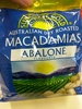 Australian Dry Roasted Macadamias Abalone Flavored - Product