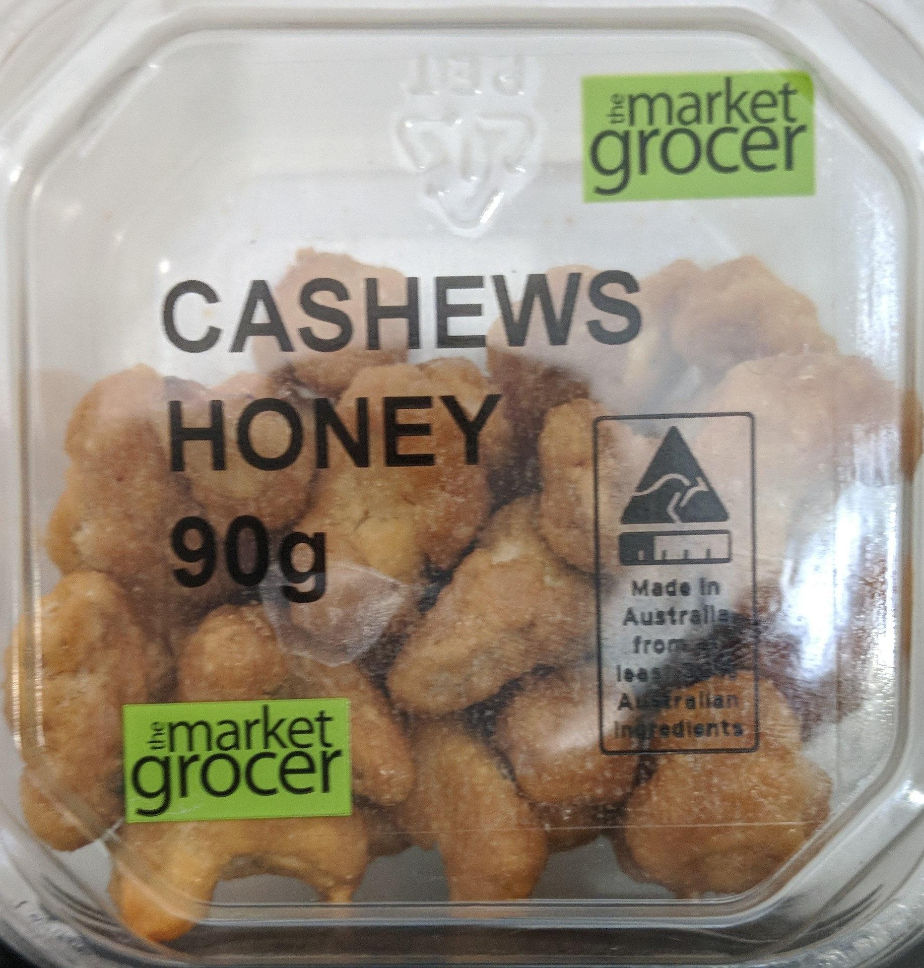 Cashews honey - Product - en