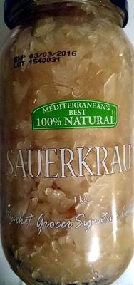 Sauerkraut - Produit - en