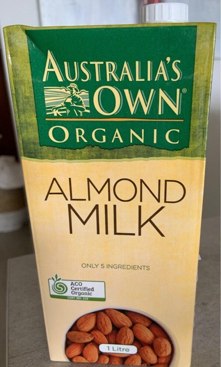 Almond milk - Product - en