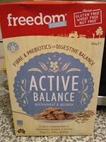 Active balance buckwheat & quinoa - Produit - en