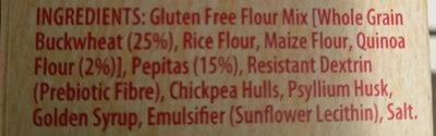 Active balance buckwheat & quinoa - Ingrédients - en