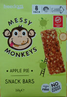 Apple Pie Snack Bars - Product